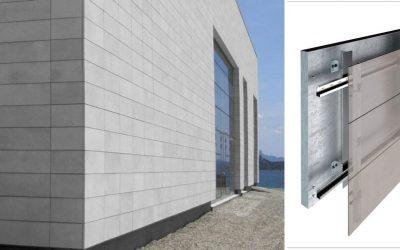Aislamiento de fachada ventilada
