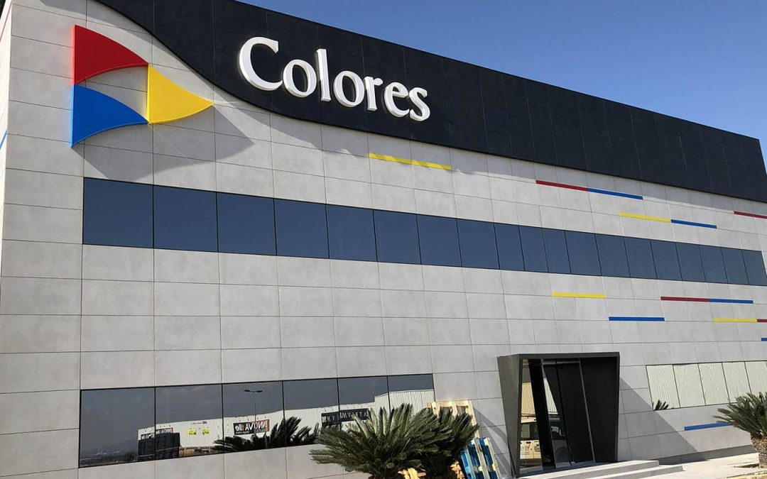 Fábrica Colores